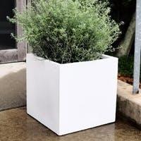 植物の魅力を引き立てるバスクはGREENPOTの鉢カバー