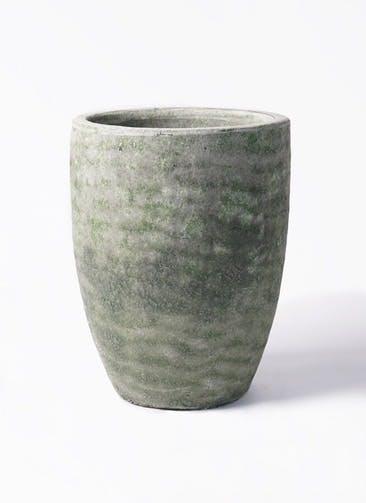 鉢カバー  アビスソニア トール 8号鉢用 緑 #KONTON AB-S02G12E