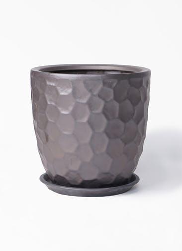 鉢カバー サンタクルストール 8号鉢用 ブロンズ #ミュールミル S027TSGB
