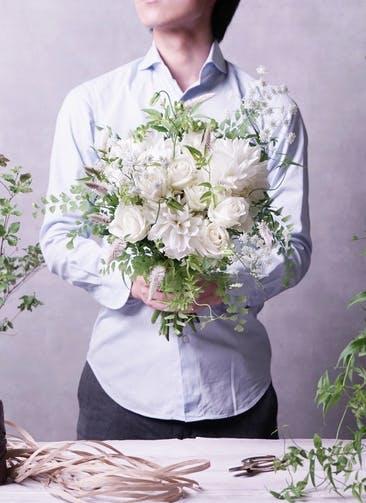 季節のお任せ花束 8,000円 【当日発送可】