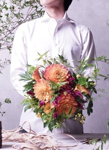 季節のお任せ花束 10,000円 【当日発送可】 【送料無料】