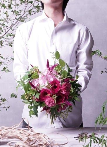 季節のお任せ花束 6,000円