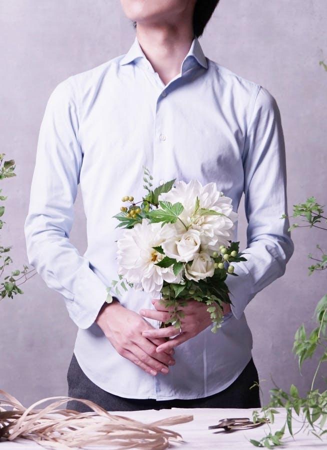季節のお任せ花束 3,000円 【当日発送可】