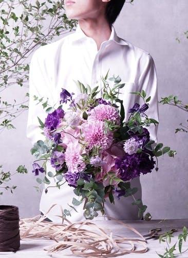 季節のお任せ花束 12,000円【当日発送可】 【送料無料】
