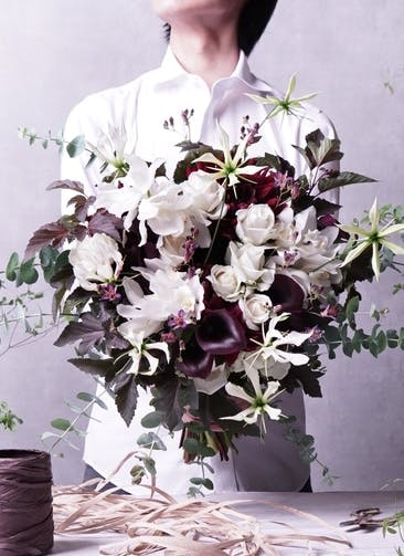 季節のお任せ花束 20,000円【当日発送可】 【送料無料】