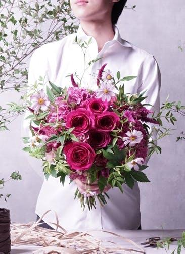 季節のお任せ花束 15,000円【当日発送可】 【送料無料】