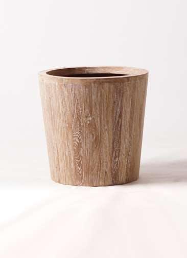 鉢カバー ウッドプランター 10号鉢用  #stem W1716