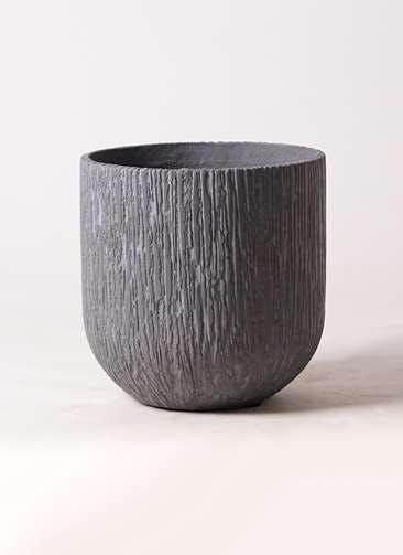 鉢カバー カルディナダークグレイ 10号鉢用  #ミュールミル TL016-1LDG