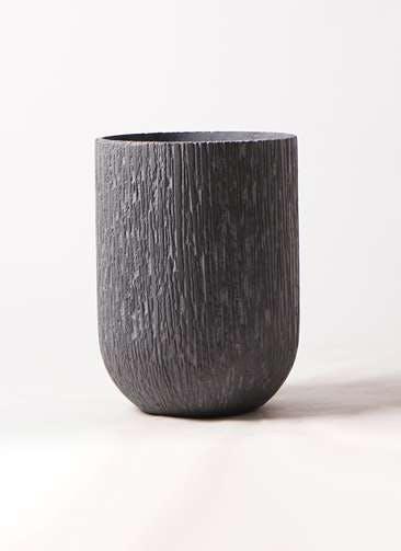 鉢カバー カルディナトールダークグレイ 10号鉢用  #ミュールミル TL017-1LDG