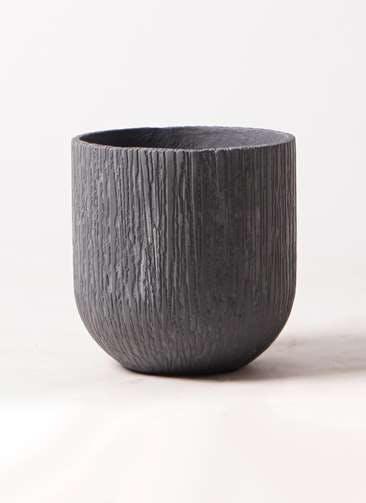 鉢カバー カルディナダークグレイ 8号鉢用  #ミュールミル TL016-1MDG