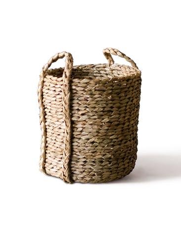 鉢カバー LushBasket(ラッシュバスケット) 8号鉢用 #stem B9260