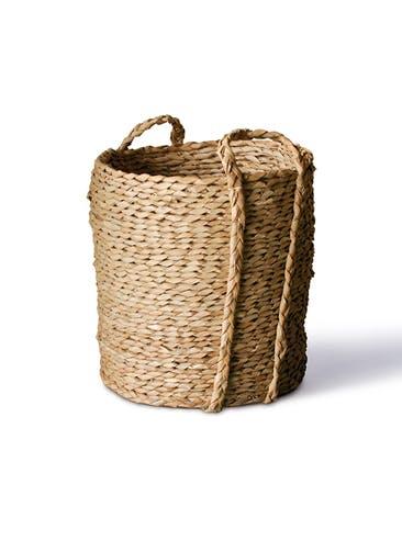 鉢カバー LushBasket(ラッシュバスケット) 10号鉢用 #stem B9261