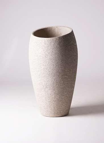 鉢カバー Eco Stone(エコストーン)トールタイプ8号鉢用 Light Gray #stem F1812