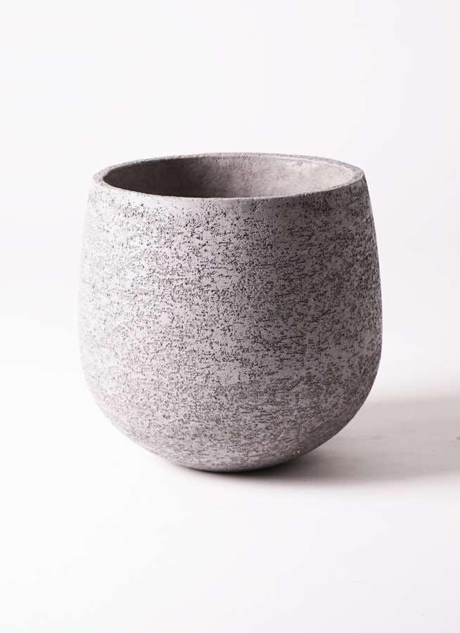 鉢カバー Eco Stone(エコストーン) 8号鉢用 Gray #stem F1806
