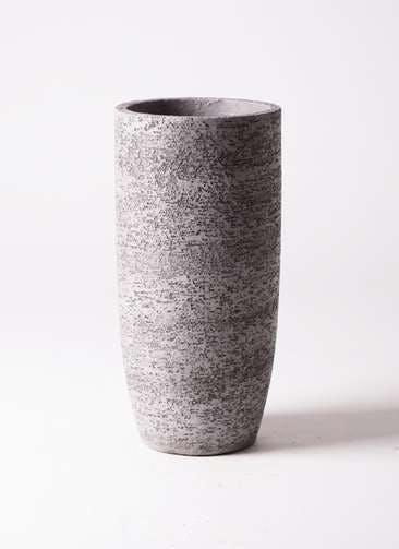 鉢カバー Eco Stone(エコストーン) トールタイプ6号鉢用 Gray #stem F1810