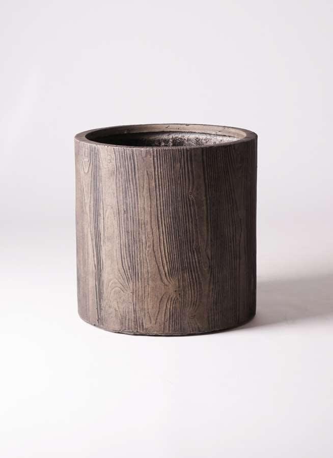 鉢カバー アルファ シリンダープランター ウッド 10号鉢用 #KONTON FM-003D45G