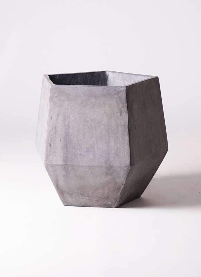 鉢カバー FiberCray(ファイバークレイ) 10号鉢用 Gray #stem F9802