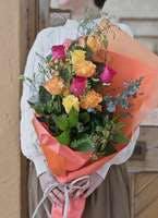 バラ 花束 ミックス M スタンダード