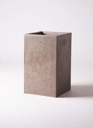 鉢カバー セドナロング 8号鉢用 グレイ #ミュールミル VG-002Gy