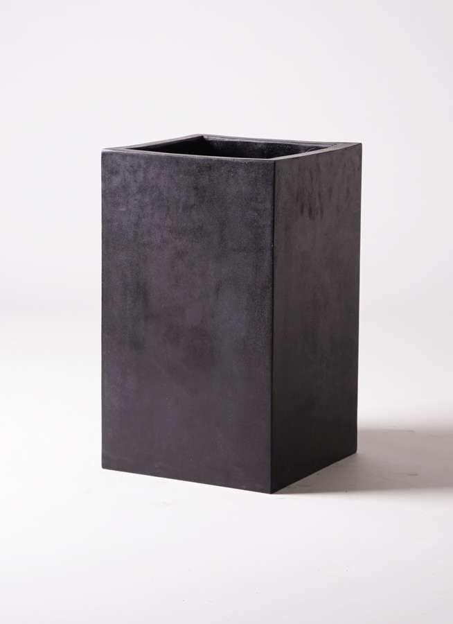鉢カバー セドナロング 10号鉢用 墨 #ミュールミル VG-003Az