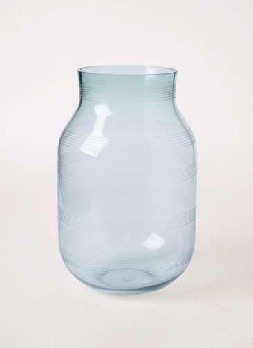 Omaggio (オマジオ) グラスベース L グリーン #Kahler(ケーラー) 17265