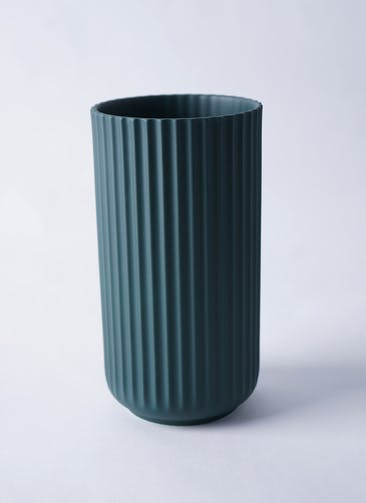 Lyngby Vase(リュンビューベース) H20cm コペンハーゲングリーン #Lyngby Porcelæn 201586
