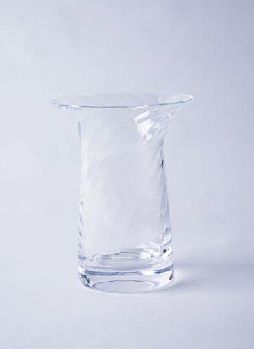 Filigran Vase(フィルグランベース) Optical Effect(オプティカル エフェクト) H16cm #ROSENDAHL COPENHAGEN 38065