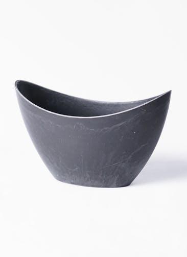 鉢カバー  プラスチックボート S #ASHGREY 56-011
