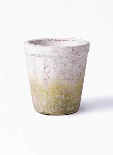 鉢カバー スペッツポット 3号鉢用 モスホワイト #GREENPOT EB96012MW