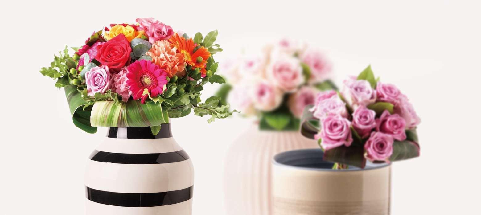 グラスブーケ - お花と植物のギフト通販 HitoHana(ひとはな)