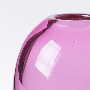 花瓶・フラワーベース ピンク