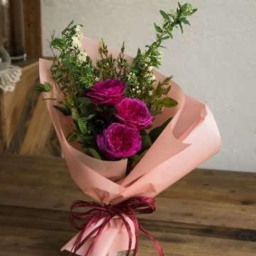 バラ 花束 お任せ