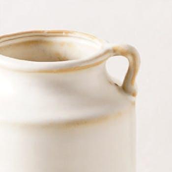花瓶・フラワーベース 白