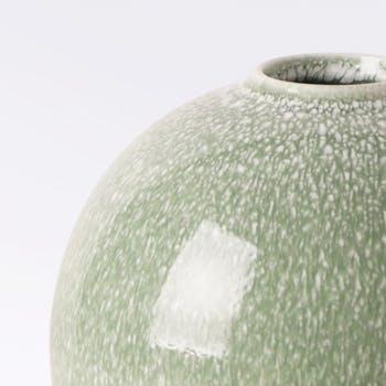 花瓶・フラワーベース 緑